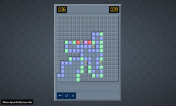 Minesweeper Ultimate Screenshot 1, Full Version, PC Game, Download Free