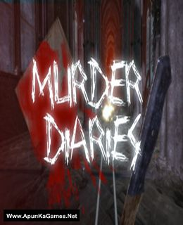 Murder Diaries Cover, Poster, Full Version, PC Game, Download Free
