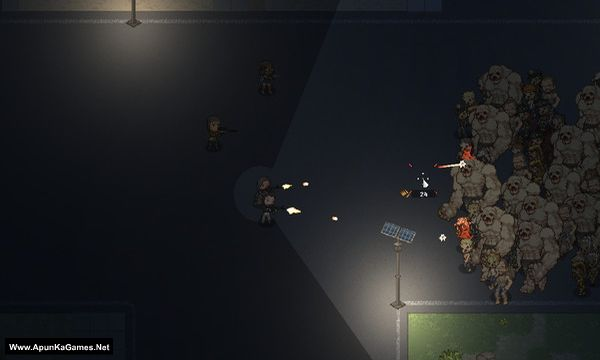 Nearly Dead Screenshot 3, Full Version, PC Game, Download Free