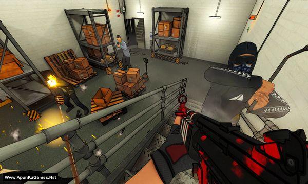 RICO: London Screenshot 1, Full Version, PC Game, Download Free