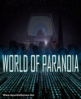 WORLD OF PARANOIA Cover, Poster, Full Version, PC Game, Download Free