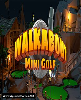 Walkabout Mini Golf VR Cover, Poster, Full Version, PC Game, Download Free