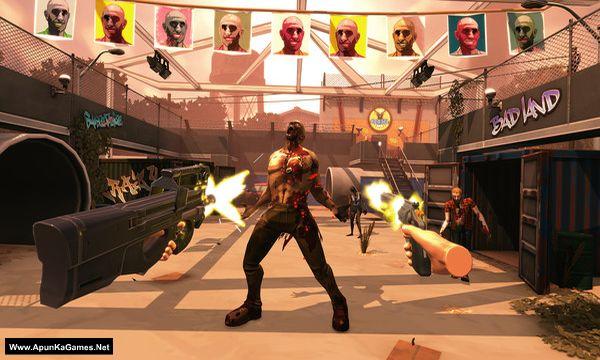 Zombieland VR: Headshot Fever Screenshot 1, Full Version, PC Game, Download Free