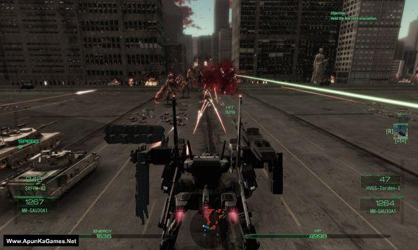 Mecha Knights: Nightmare Screenshot 1, Full Version, PC Game, Download Free
