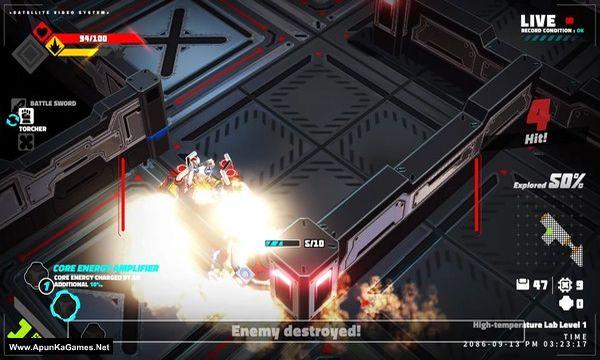 Metallic Child Screenshot 1, Full Version, PC Game, Download Free