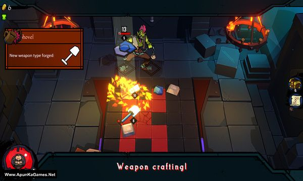 Puzzle Forge Dungeon Screenshot 1, Full Version, PC Game, Download Free