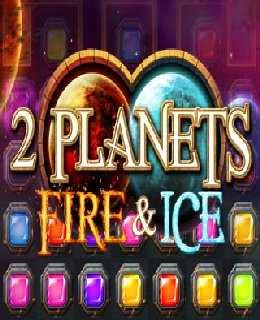 2 Planets Fire & Ice cover new