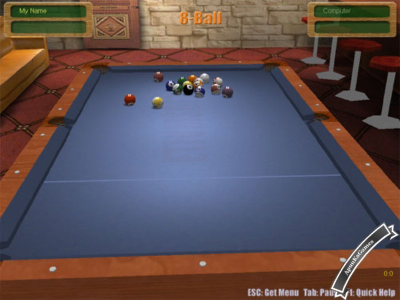 3D Live Pool Screenshot photos 2