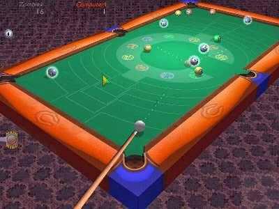 3D Ultra Cool Pool Screenshot Photos 1
