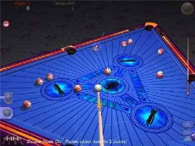 3D Ultra Cool Pool Screenshot Photos 2