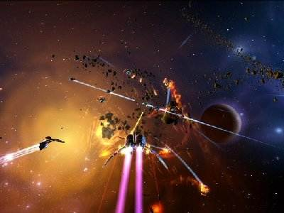 Aces of the Galaxy Screenshot Photos 1