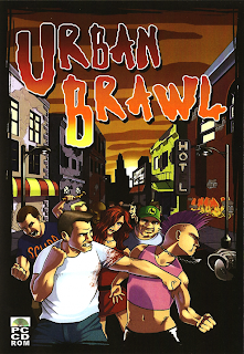 Action Doom 2 Urban Brawl / cover new