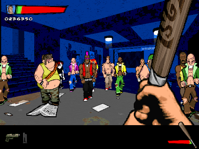 Action Doom 2 Urban Brawl Screenshot photos 1