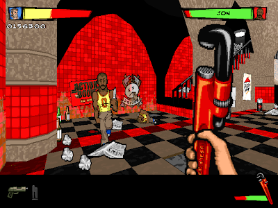 Action Doom 2 Urban Brawl Screenshot photos 2
