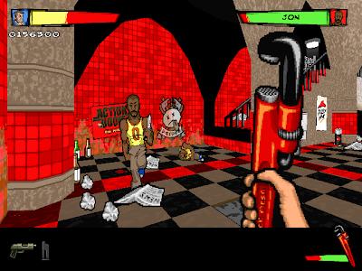 Action Doom 2 Urban Brawl Screenshot photos 2
