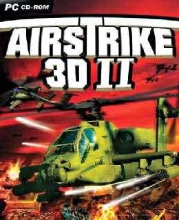 Air Strike 3D 2 - Gulf Thunder cover new