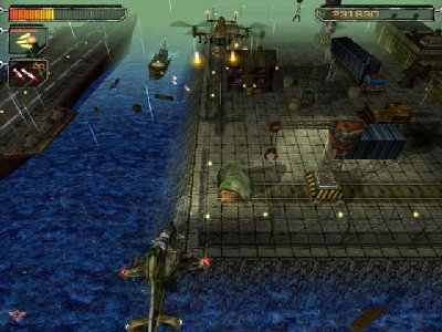 Air Strike 3D 2 - Gulf Thunder Screenshot Photos 2