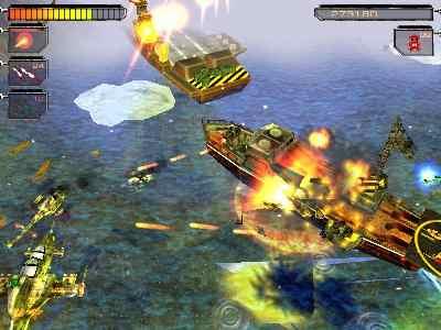 Air Strike 3D 2 - Gulf Thunder Screenshot Photos 3