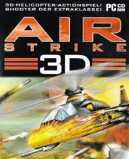 Air Strike 3D cover new