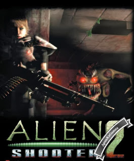 Alien Shooter 2 / cover new