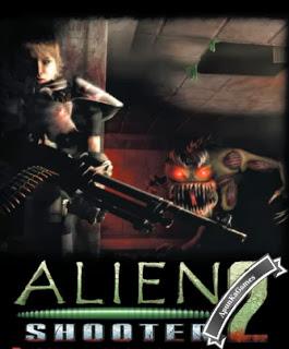Alien Shooter 2 / cover new