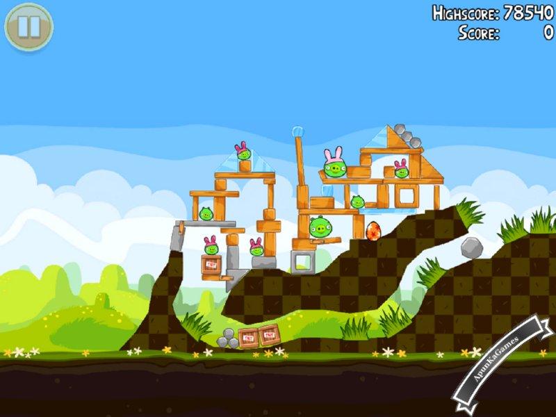 Angry Birds Seasons Screenshot photos 1