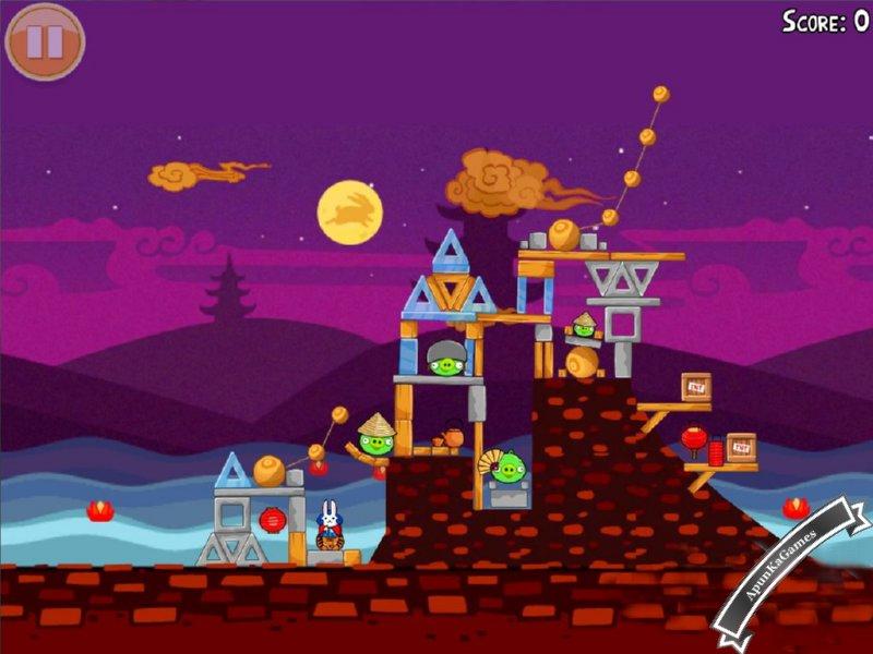 Angry Birds Seasons image new 3