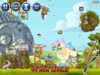Angry Birds Star Wars 2 Screenshot photos 3