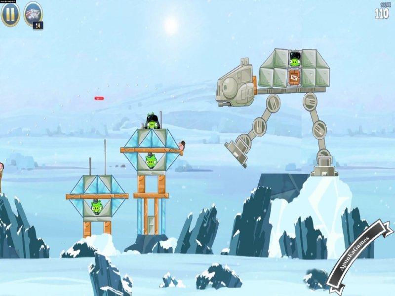 Angry Birds Star Wars 1 Screenshot photos 2