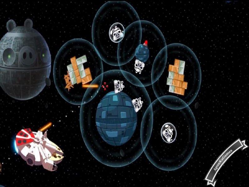 Angry Birds Star Wars 1 Screenshot photos 3