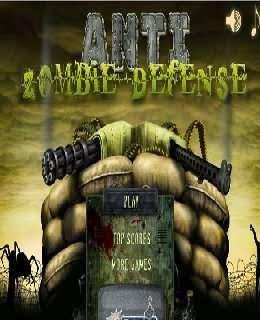 Anti Zombie Defense cover new