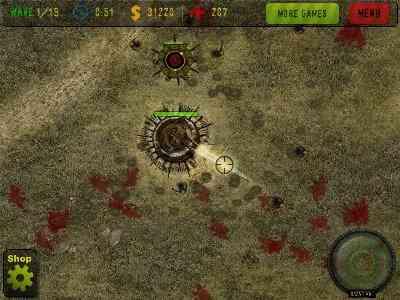 Anti Zombie Defense Screenshot Photos 1