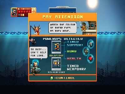 Aqua Kitty: Milk Mine Defender Screenshot Photos 2