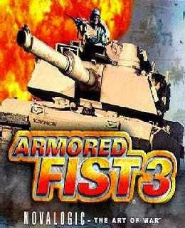 Armored Fist 3 cover new