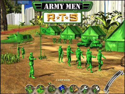 Army Men RTS Screenshot photos 1