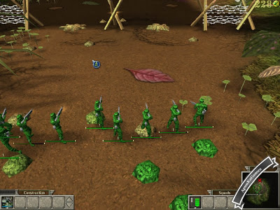 Army Men RTS Screenshot photos 3