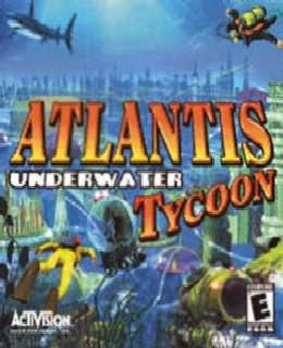 Atlantis Underwater Tycoon cover new