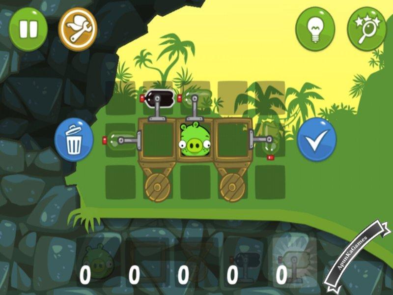 Bad Piggies HD full version 1 - Physics Game by alexrobert