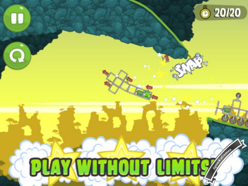 Bad Piggies Screenshot photos 1