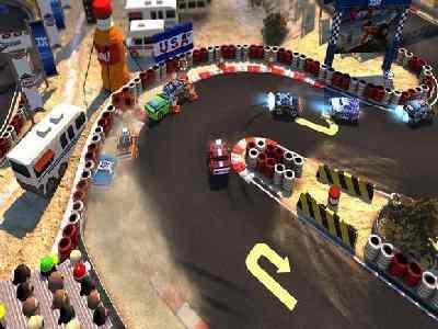 Bang Bang Racing Screenshot Photos 1
