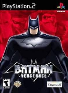 Batman Vengeance / cover new