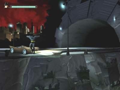 Batman Vengeance Screenshot photos 2