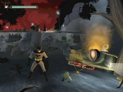 Batman Vengeance Screenshot photos 3