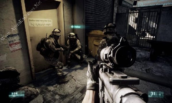 Battlefield 3 Screenshot Photos 1