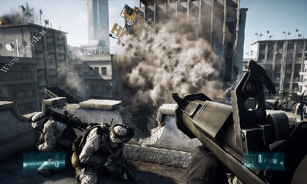 Battlefield 3 Screenshot Photos 2