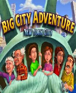 Big City Adventure: New York City cover new