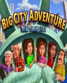 Big City Adventure: New York City cover new