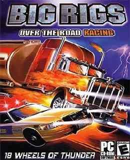 Big Rigs: Over the Road Racing cover new