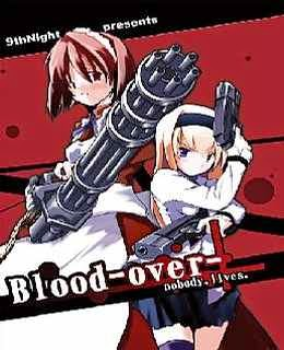 Blood Over cover new