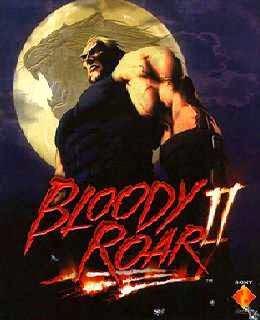 Bloody Roar 2 cover new